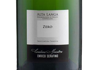 """L'Alta Langa DOC Zero 2007 di Enrico Serafino vince il Premio Speciale """"Bollicine dell'Anno"""" 2014 Gambero Rosso"""