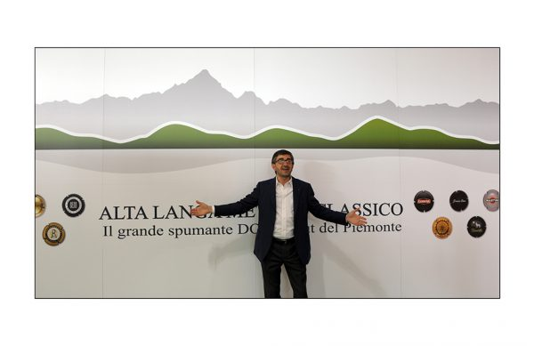 Giulio Bava has been reelected to the presidency of Consorzio Alta Langa, vice president Carlo Bussi