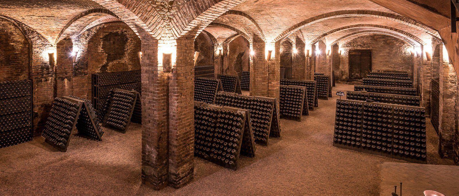Le cattedrali sotterranee di Canelli - Alta Langa Docg