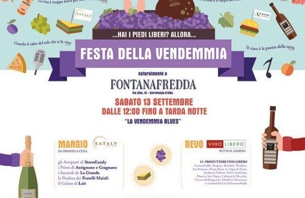 Il Consorzio Alta Langa alla Festa della Vendemmia di Fontanafredda