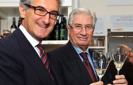 Presentation of the new glass by Giugiaro Design