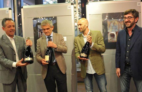 L'Alta Langa premia Sergio Chiamparino, Giorgio Ferrero e il regista Stefano Rogliatti