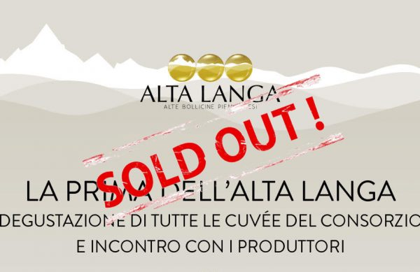 Sold out per la Prima dell'Alta Langa