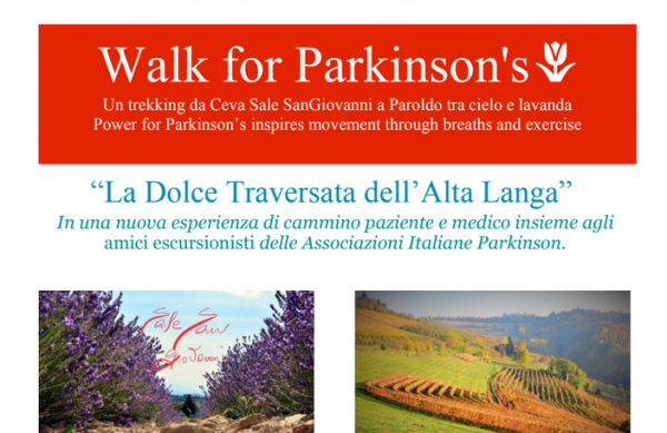 Walk for Parkinson's – La Dolce Traversata dell'Alta Langa