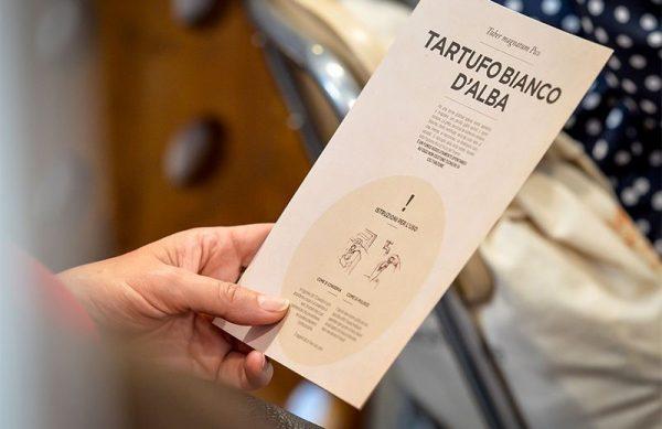 Alta Langa Docg bollicina ufficiale dell'88ª Fiera Internazionale del Tartufo Bianco d'Alba
