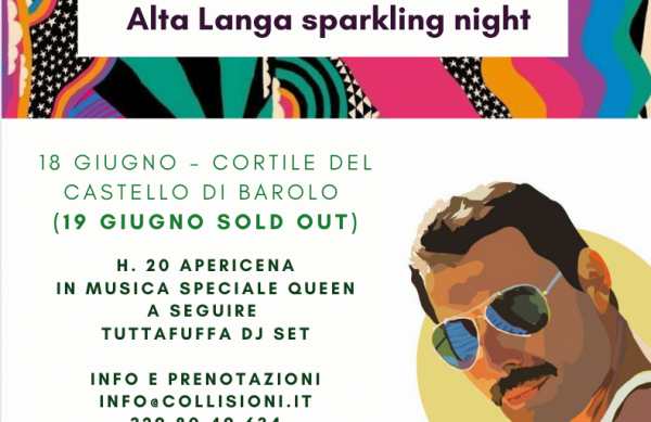 Alta Langa Sparkling Night con Collisioni
