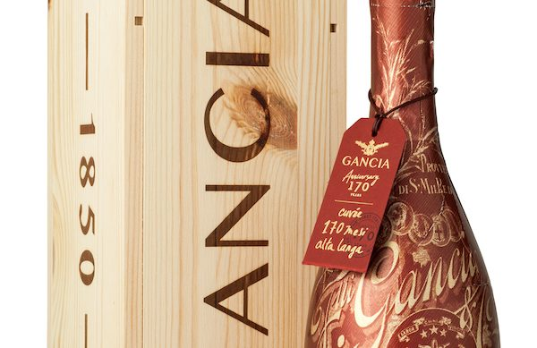 Una esclusiva cuvée di Alta Langa per festeggiare i 170 anni di Gancia
